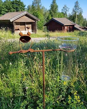 Till uterum & trädgård