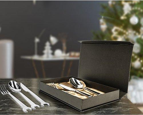 Perfekt julklapp! Bestick-set i tre delar från KS-Tools