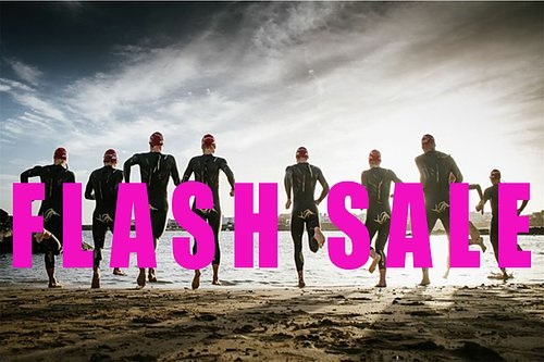 flash sale on sailfish demo suits! until 29/9