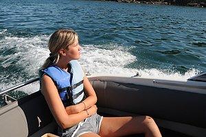 Sköna dynor med softfloor  för ett bekvämare båtliv
