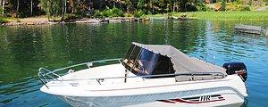 Kapell och andra tillbehör  som passar just din fritidsbåt