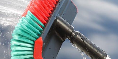 Vikan Transportsystem Nya produkter i vårt sortiment för fordons- & maskintvätt.