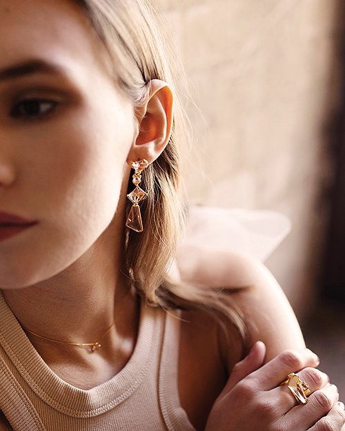 Spring News Prisma Jewelry