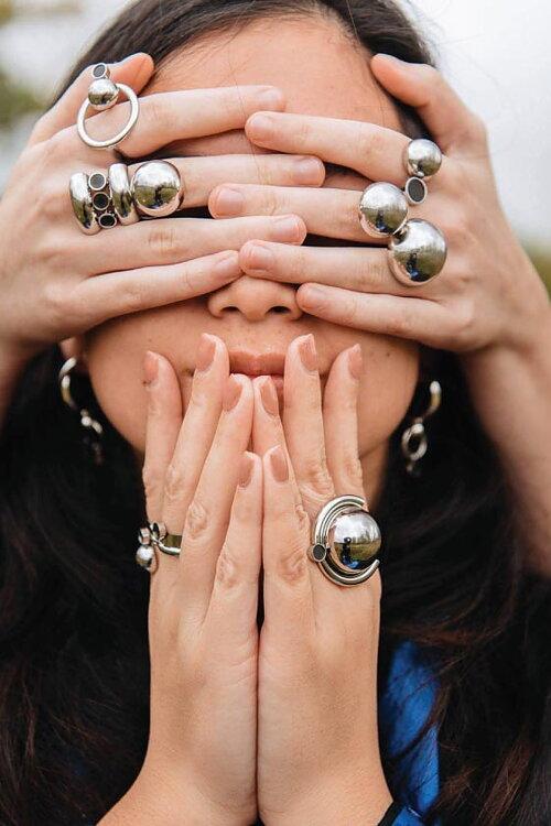 Love Want Need  Rings