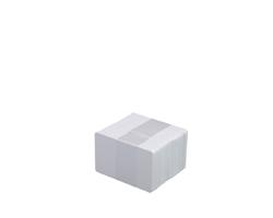 Plastkort vita, färgade och specialkort