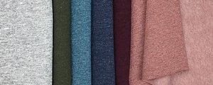 NEW! SWEATSHIRT FABRIC - RECYCLED COTTON/POLYESTER