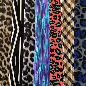 PRINTED SWIMWEAR FABRIC