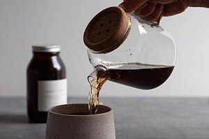 WE B TEA för den medvetna tedrickaren ekologiska teer