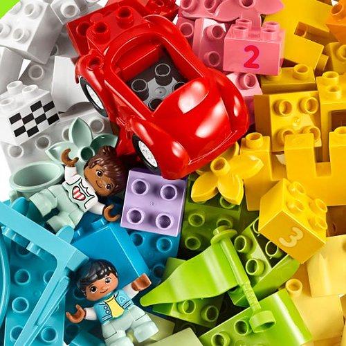 Lego - vi har alltid det senaste i butiken