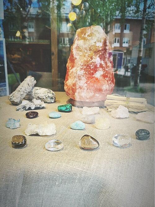 Vilken kristall dras du till? Låt din intuition vägleda dig