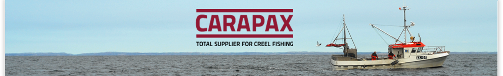 CARAPAX - Total supplier for creel fishing