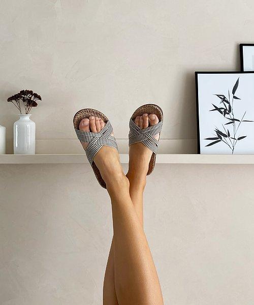 Sandaler - sköna inneskor