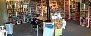 Ni är välkomna till våran butik! Våra öppettider är vardagar 14:00 - 18:00 Telefon 0775-151499