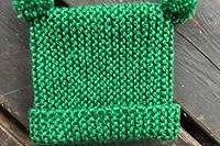 Sticka Luddes & Majas mössa! Stick-kit komplett med garn och mönster!
