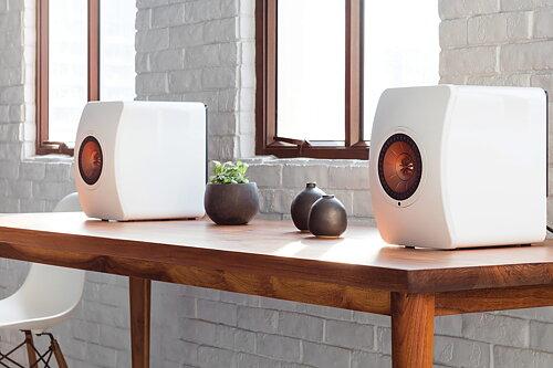 Aktiva högtalare! KEF LS50 Wireless Testvinnare!