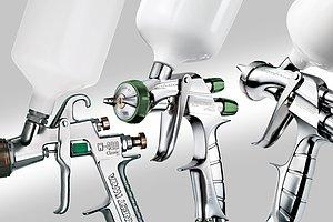 Sprututrustning Sprutpistoler, Tillbehör & Reservdelar