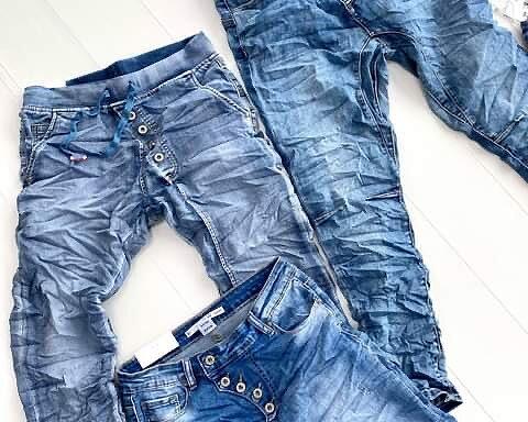 vårens jeansnyheter är här! skönaste du någonsin haft....vi lovar....