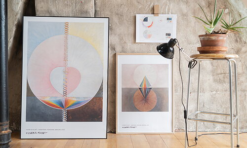 Hilma af Klint New and old favourites from everybody's favorite artist