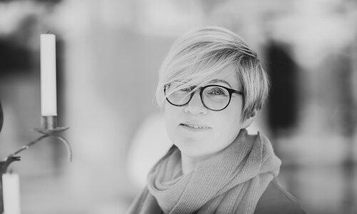 """Jenny Wallmark """"Jag vill avbilda världen på mitt sätt, som jag upplever den"""""""