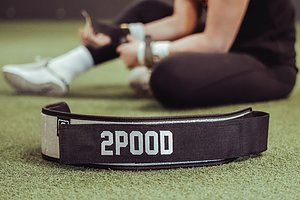 WOD BELTS Go heavy with a good belt!