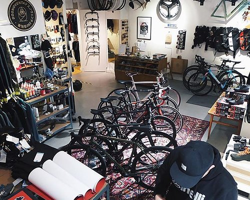 Urban Bike Wear® Find your way to the store Scandinavia's leading cycling lifestyle store