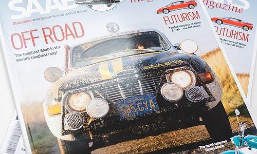 Litterature  Saab Cars Magazine