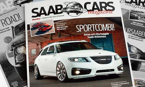 Nyhet  Saab Cars Magazine