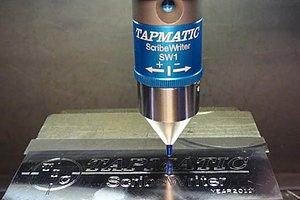 Märkverktyg  Gradfri märkning av arbetsstycken
