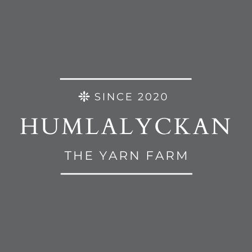 HUMLALYCKAN the yarn farm