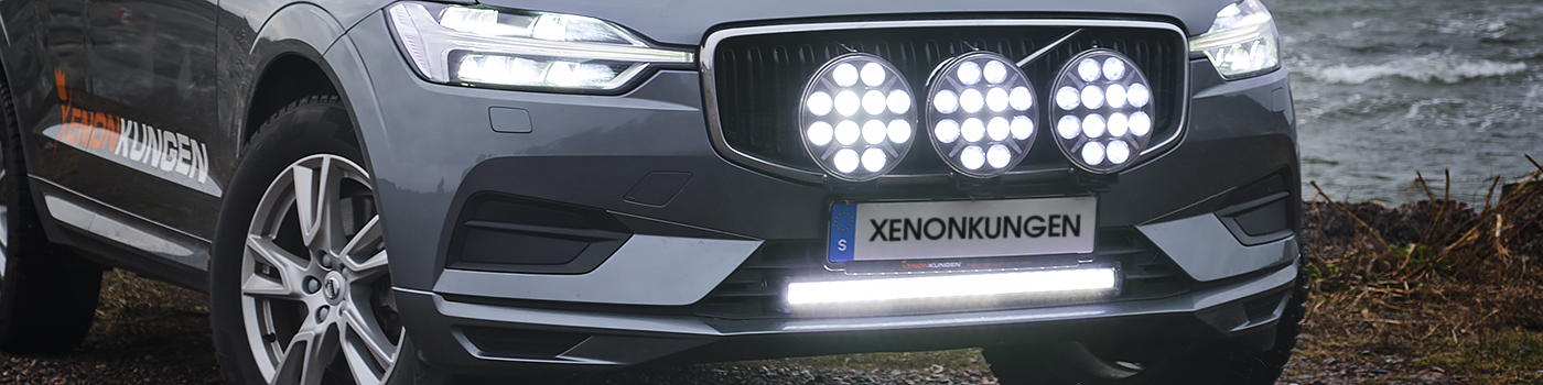Högpresterande Xenon & LED Extraljus till Bil | Xenonkungen.com