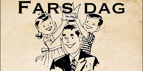 Kolla in våra farsdagstips!  Fars Dag 8:e November