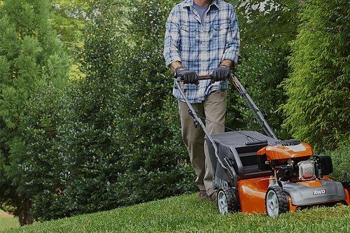 Få en perfekt gräsmatta