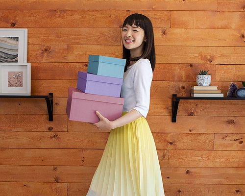 KONMARI DOES IT SPARK  JOY?