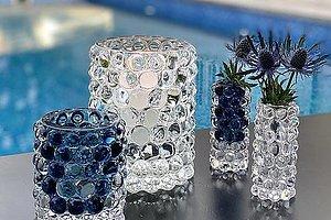 SKOGSBERG&SMART Ljuslyktor, vaser vackra gåvor