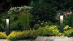 UTOMHUSBELYSNING Lys upp trädgården