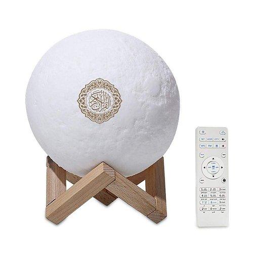 Koranlampa med högtalare Ny uppdaterad version med app 379 KR