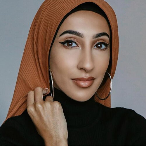 BESTSELLER Chiffon hijab 119 SEK