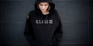 Hoodie with your caliber  Order now