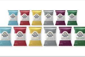 Fairfield's Farm  Engelska premium chips