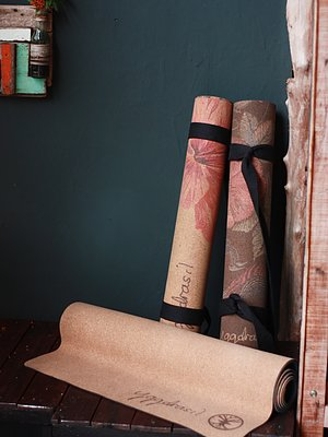 Eco Friendly Cork Yoga Mats Inspiring Conscious Living Shop now>>