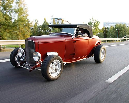 JOCAR - Hot Rods and Steelworks!