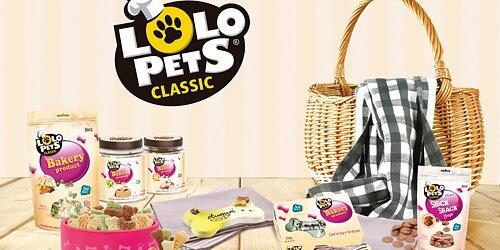 NALKAS DET FÖDELSEDAG Fira med LoLo Pets