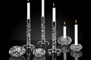 Orrefors Carat  Med inspiration från juveler och ädelstenar