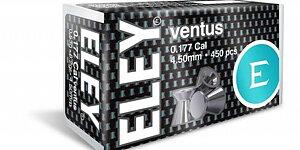 KÖP DET NU till BILLIGARE PRIS ! 124 sek/ ask ELEY VENTUS pellets