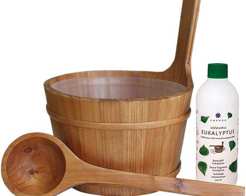 Månadens produkt Emendo Bastustäva, skopa och eukalyptusdoft 500 ml Endast 295:-