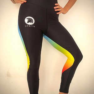 Top seller  7/8 leggings Nova/Rainbow
