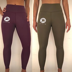 New BASIC leggings!  Restocked in several colours.