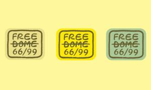 FREE DOME 66/99