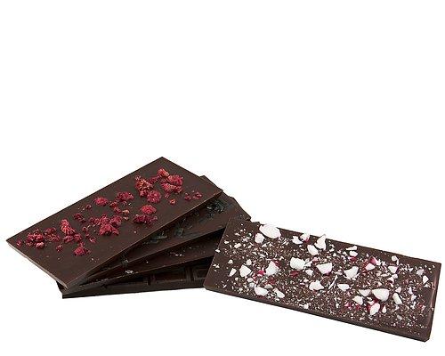 Handgjorda chokladkakor
