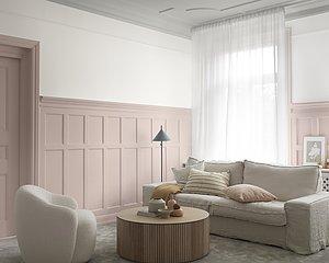 Rätt nyans av rosa ger hemmet en sofistikerad touch. Kom in och hitta din favorit